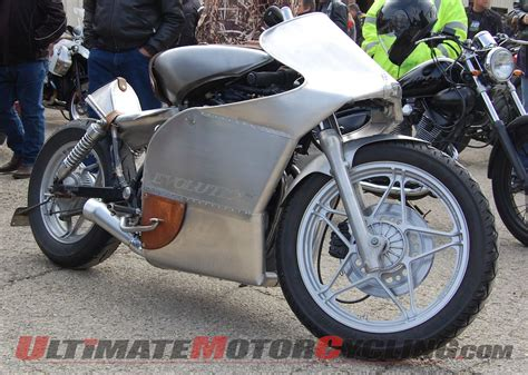 Top 10 Bikes Of Slimey Crud Cafe Racer Run, Fall 2014