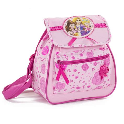 girl accessories new official disney princess kids casual backpack
