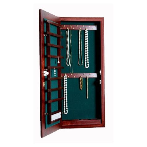 Magnetic Locks For Furniture by Small Wall Mounted Jewelry Cabinet Keyed Lock In Jewelry
