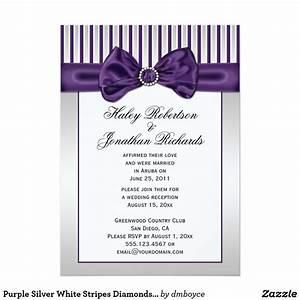 purple wedding invitation templates With wedding invitation templates violet
