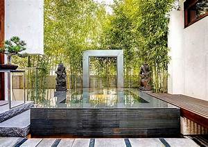 Zen Gardens & Asian Garden Ideas (68 images) - InteriorZine