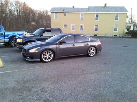 custom 2009 nissan maxima 2009 nissan maxima sv sport package for sale pittsfield