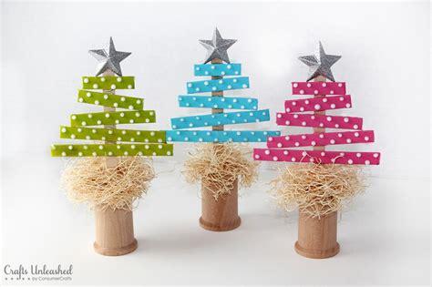 30 handmade christmas trees