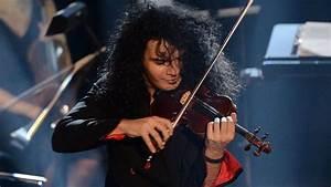 """Julie Fuchs et Nemanja Radulovic """"Victoires"""" 2014 de la musique classique L'Express"""