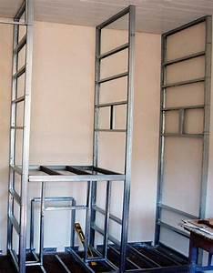 Cómo hacer un armario de pladur: las ventajas y pasos de montaje Reformaster