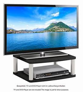 Tv Standfuß Drehbar : flachbildschirm fernseher tisch lcd led plasma bildschirm drehbar 42 50 55 zoll ~ Whattoseeinmadrid.com Haus und Dekorationen