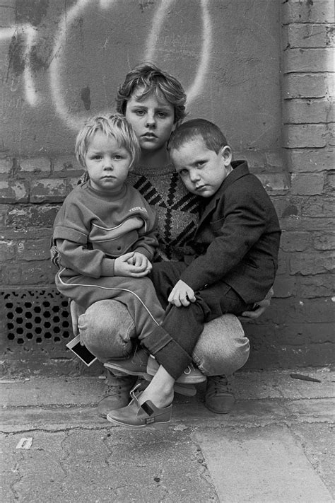 children photographs london 1980s colin travellers 1987 street gang experience traveller stunning