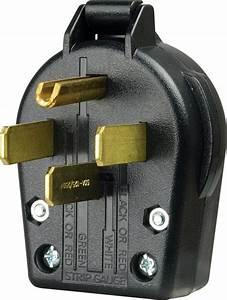 Pass  U0026 Seymour 3867cc5 Universal Angle 4 Wire Plug 30 Amp  U0026 50 Amp 125  250 Volt