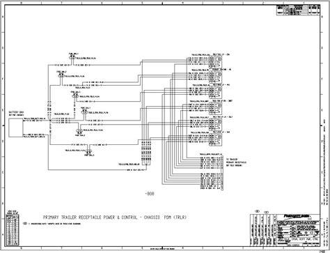 Freightliner Cascadium Wiring Diagram by Freightliner M2 Wiring Diagram