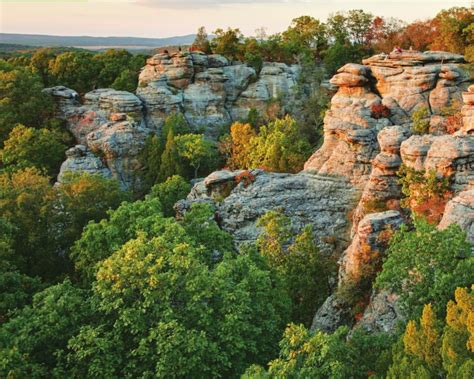 Garden Of The Gods Best Time To Visit by Best Reasons To Visit Southern Illinois Best Local Web