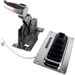 4l60e Automatic Floor Shifter by B Amp M 81035 Console Megashifter 1968 69 Camaro Ebay