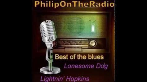 Lonesome Dog Lightnin Hopkis