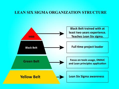what color is lean file lean six sigma structure pyramid svg