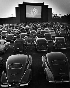 Drive-In Week: Vintage Photos of Drive-In Theaters