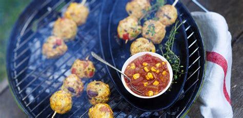 jeux de cuisine papa louis poulet brochettes de boulettes de légumes et poulet et 3 sauces
