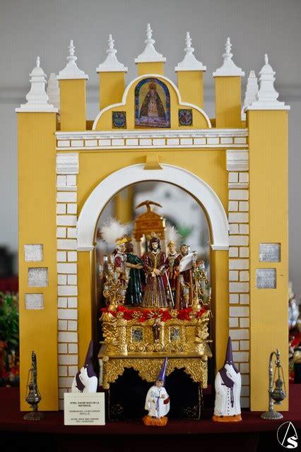 COFRADES DE ARAHAL: Miniaturas de Semana Santa en Arahal