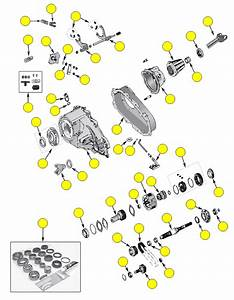 Dodge Transfer Case Diagram