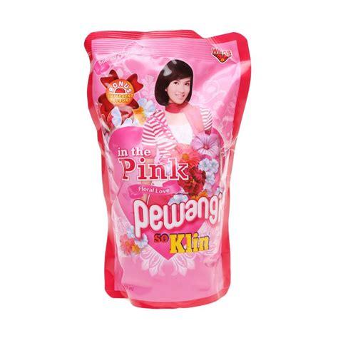 soklin pewangi pink 1 8 liter big groceries day april blibli