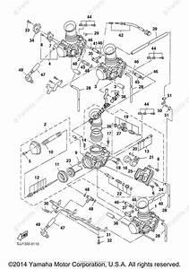 Yamaha Motorcycle 2000 Oem Parts Diagram For Carburetor