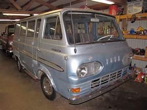 1963 Ford Falcon Club Wagon All Stock All Original