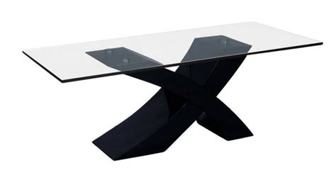 Arizona Coffee Table  Black Gloss  Coffee Tables