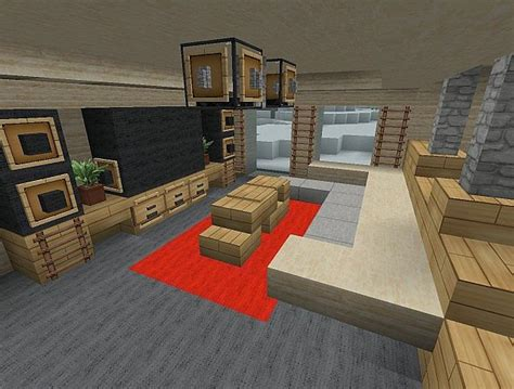 Good Minecraft Living Room Ideas by 1 4 2 New Interior Design Concept Minecraft Project