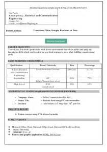 resume template in word free resume format download in ms word download my resume in ms word formatdocdoc slideshare download