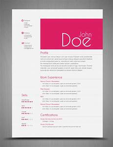 stockindesign 3 cv resume templates stockindesign With indesign resume template free download
