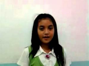 Nabilah JKT48 masih SD kelas 4 - YouTube