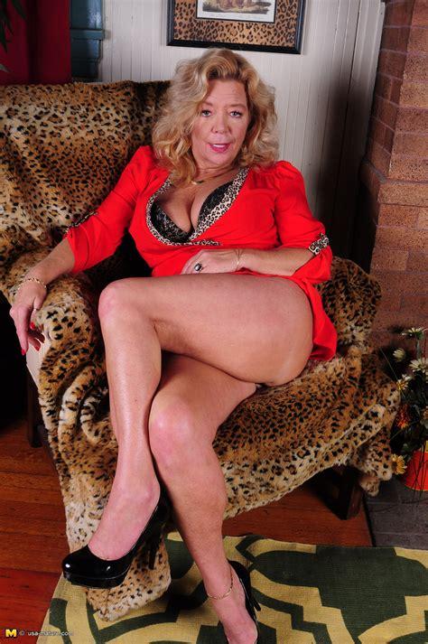Big tits American mature slut | The Hairy Lady Blog
