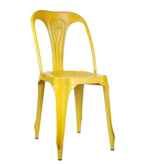 chaise métal industriel davaus chaise cuisine style industriel avec des