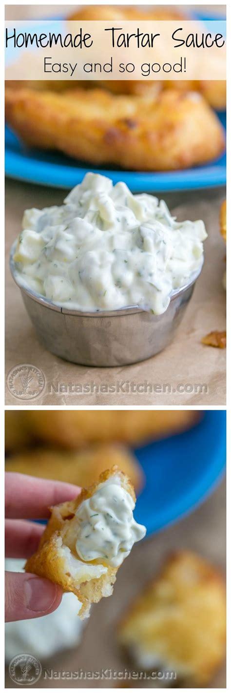 Best 25 Tartar Sauce Ideas On Pinterest Homemade Tartar