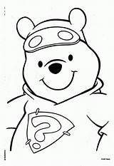 Coloring Pooh Bear Disney Channel Ally Austin Printable Coloriage Friends Personaggi Colorier Popular Winnie Ourson Coloringhome sketch template