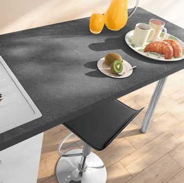 cuisine gris ardoise carrelage mural pour cuisine 8 plan de travail
