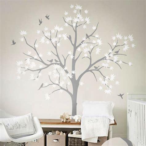 tree wall decor ideas aliexpress buy white tree wall decoration tree