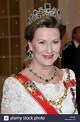 Queen Sonja of Norway arrives for the Gala Dinner on the ...