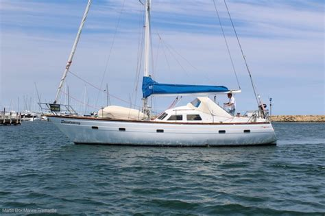 Yacht Generator by Used Duncanson 40 With 5kva Generator For Sale Yachts