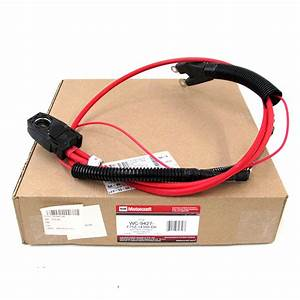 Ford F150 F250 Expedition Navigator 4wd Positive Battery Cable Oem F75z-14300-da