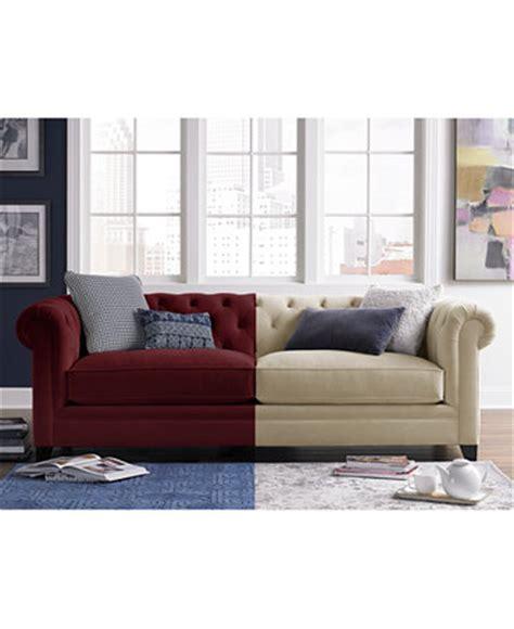 Martha Stewart Saybridge Sofa by Martha Stewart Saybridge Living Room Furniture Collection