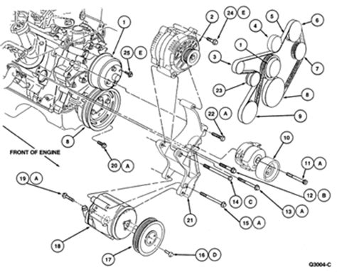 1997 Mustang V6 Engine Diagram by Vacuum Diagram For A 1994 Mustang 3 8l Fixya