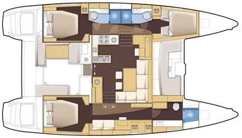 Trimaran James Bond by 3 Cabin Lagoon 450 Knotty Dreams Bond James Bond