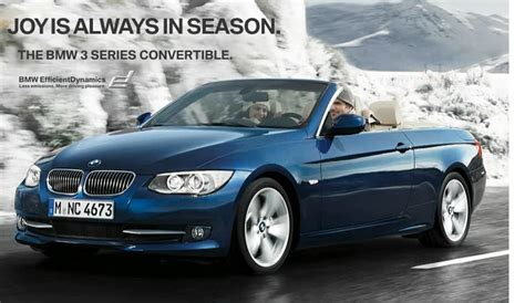 Bmw 3 Series Convertible 330d Diesel Available In India At