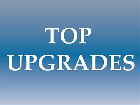 Benzinga's Top Upgrades | Benzinga