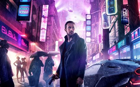 wallpaper ryan gosling blade runner  hd