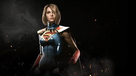 supergirl  injustice  wallpapers hd wallpapers id