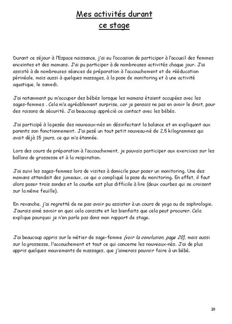 rapport de stage 3eme cabinet mon rapport de stage intellego fr