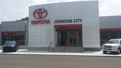 Johnson City Toyota by Johnson City Toyota Car Dealership In Johnson City Tn