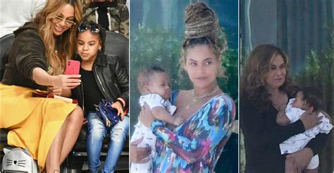 15 Golden Parenting Rules Beyonce Makes Her Kids Follow