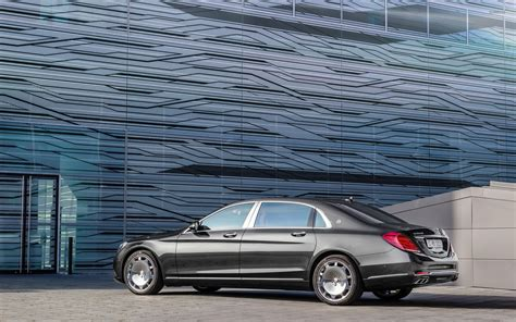 Well, at least until mercedes. 2015 Mercedes-Maybach S600 16 wallpaper - Car wallpapers - #47510
