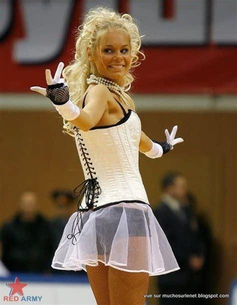 Pom Pom Girl Les Plus Sexy De Russie 1 Tour Dhorizon